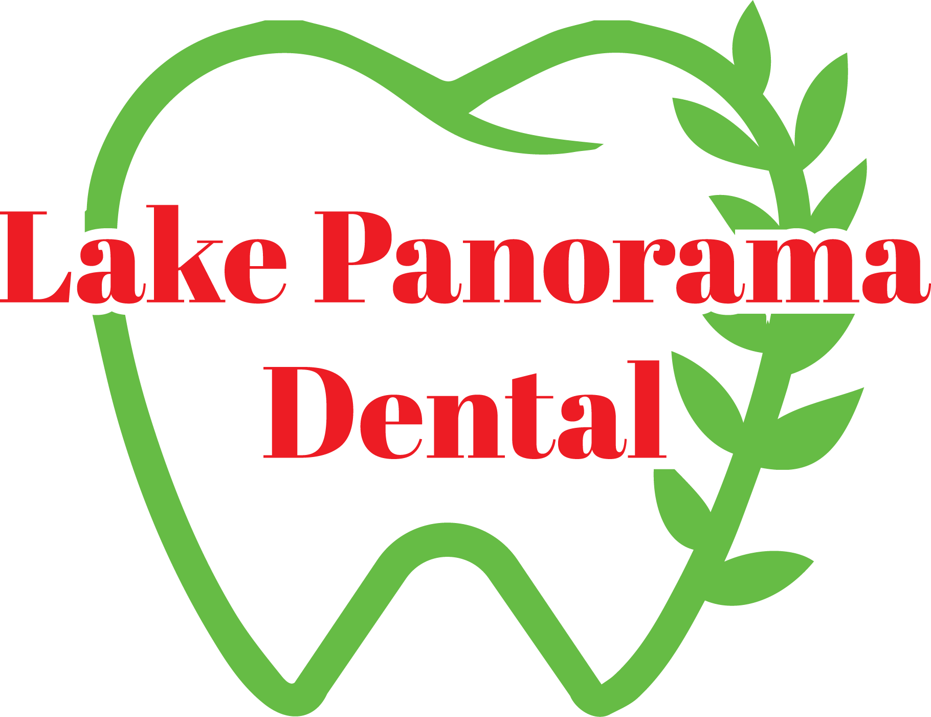 Lake Panorama Dental Logo