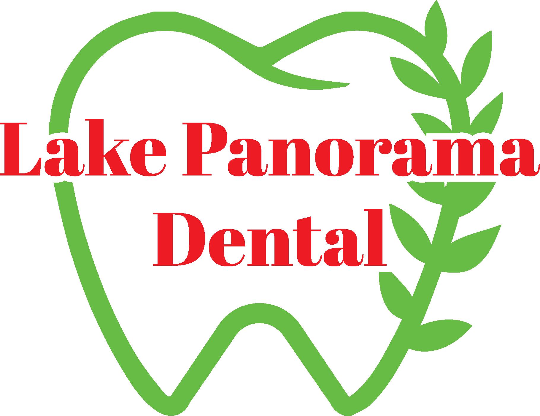 Lake Panorama Dental Logo